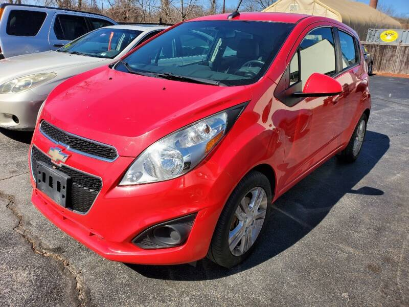 2013 Chevrolet Spark for sale at Broadway Motoring Inc. in Arlington MA