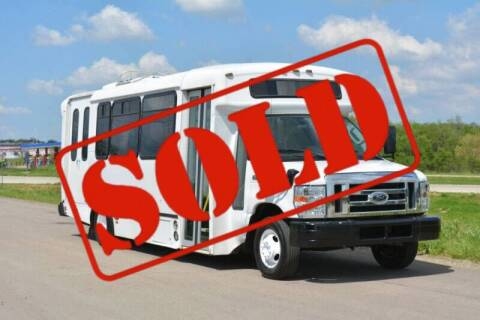 2012 Ford E-450 for sale at Signature Truck Center - Shuttle Buses in Crystal Lake IL