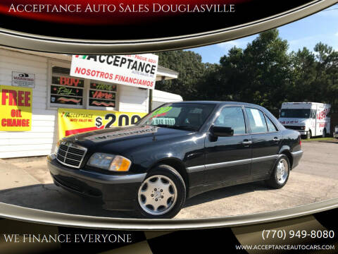 2000 Mercedes-Benz C-Class for sale at Acceptance Auto Sales Douglasville in Douglasville GA