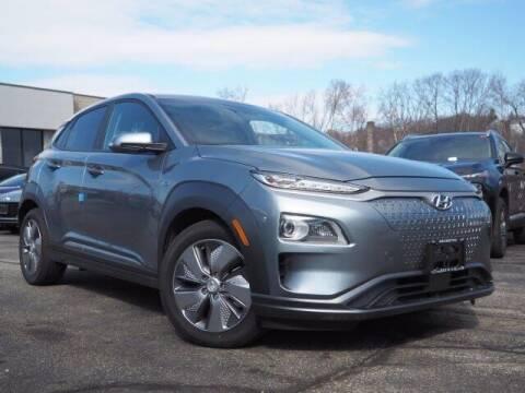 2020 Hyundai Kona EV for sale at Mirak Hyundai in Arlington MA