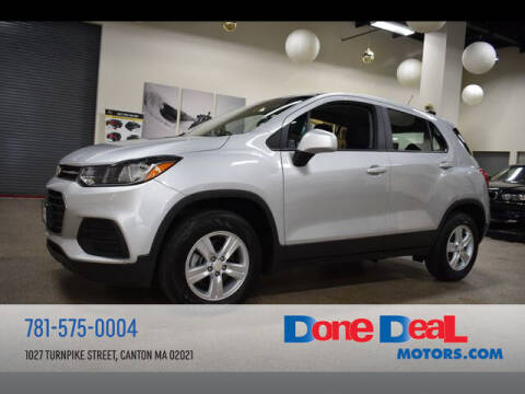 2018 Chevrolet Trax for sale at DONE DEAL MOTORS in Canton MA