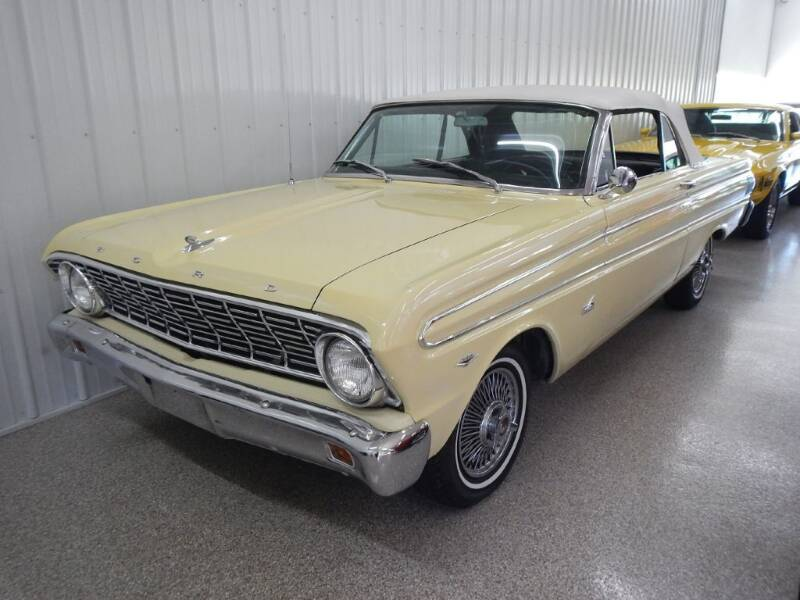 1964 Ford Falcon for sale at Custom Rods and Muscle in Celina OH