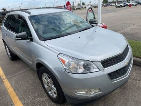 2011 Chevrolet Traverse for sale at FREDY USED CAR SALES in Houston TX