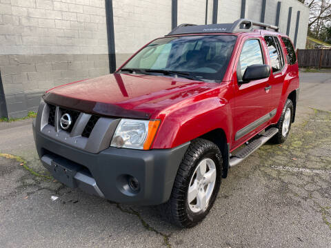 2005 Nissan Xterra for sale at APX Auto Brokers in Lynnwood WA