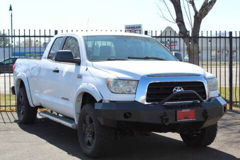 2007 Toyota Tundra for sale at Avanesyan Motors in Orem UT