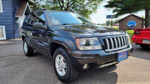 2004 Jeep Grand Cherokee for sale at Shores Auto in Lakeland Shores MN