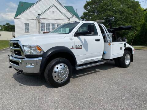 2016 RAM Ram Chassis 4500 for sale at Heavy Metal Automotive LLC in Anniston AL