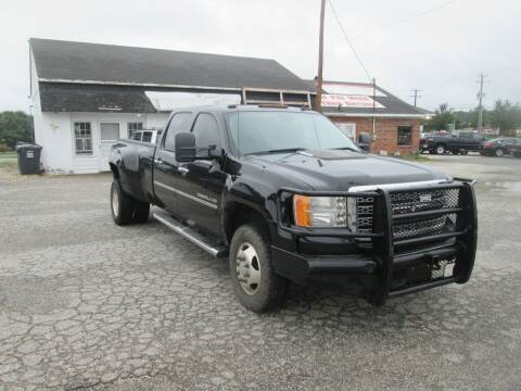 2014 GMC Sierra 3500HD for sale at Wally's Wholesale in Manakin Sabot VA