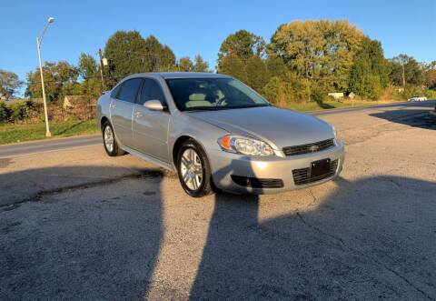 2011 Chevrolet Impala for sale at InstaCar LLC in Independence MO