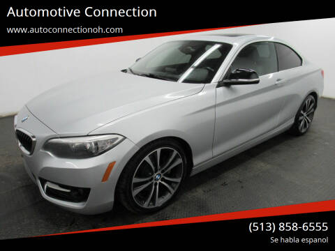 2014 BMW 2 Series for sale at Automotive Connection in Fairfield OH