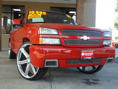 2004 Chevrolet Silverado 1500 SS for sale at Arandas Auto Sales in Milwaukee WI