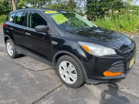 2014 Ford Escape for sale at Fields Corner Auto Sales in Boston MA
