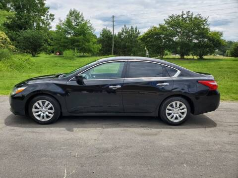 2016 Nissan Altima for sale at United Auto LLC in Fort Mill SC