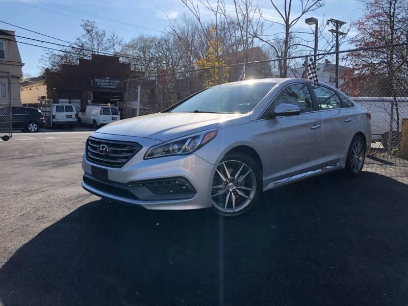 2015 Hyundai Sonata for sale at Elis Motors in Irvington NJ