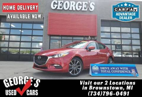 2018 Mazda MAZDA3 for sale at George's Used Cars - Telegraph in Brownstown MI