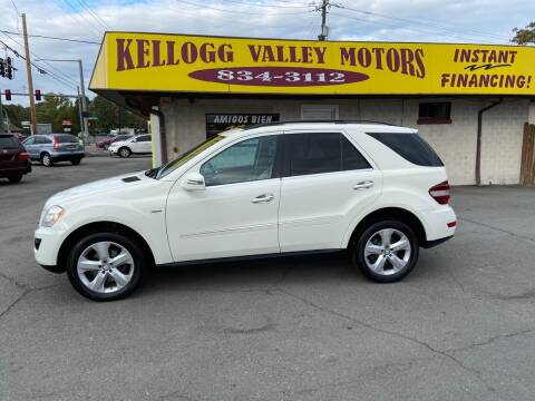 2011 Mercedes-Benz M-Class for sale at Kellogg Valley Motors in Gravel Ridge AR