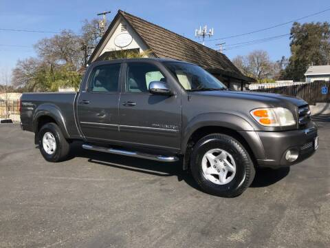 2004 Toyota Tundra for sale at Three Bridges Auto Sales in Fair Oaks CA