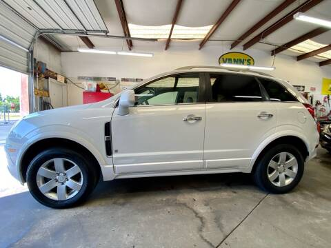 2008 Saturn Vue for sale at Vanns Auto Sales in Goldsboro NC