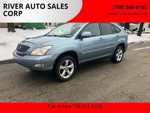 2006 Lexus RX 330 for sale at RIVER AUTO SALES CORP in Maywood IL