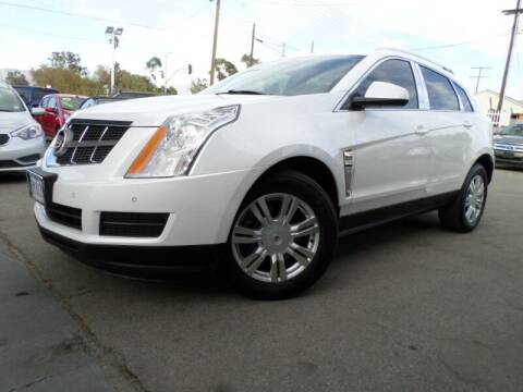 2012 Cadillac SRX for sale at Oxnard Auto Brokers in Oxnard CA