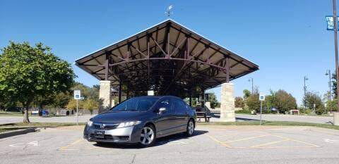 2011 Honda Civic for sale at D&C Motor Company LLC in Merriam KS