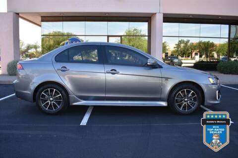 2017 Mitsubishi Lancer for sale at GOLDIES MOTORS in Phoenix AZ