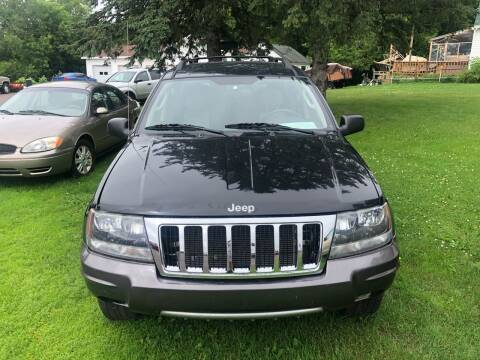 2004 Jeep Grand Cherokee for sale at Blake's Auto Sales in Rice Lake WI