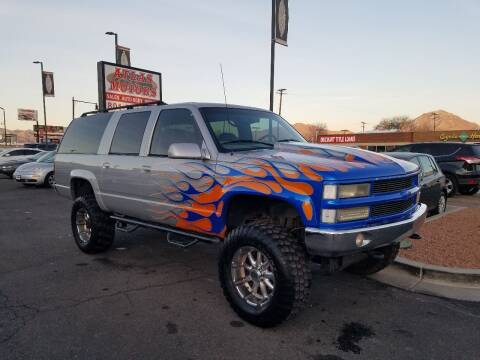 1997 Chevrolet Suburban for sale at ATLAS MOTORS INC in Salt Lake City UT