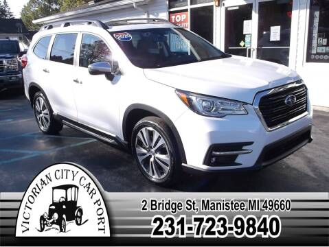2020 Subaru Ascent for sale at Victorian City Car Port INC in Manistee MI