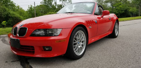 2001 BMW Z3 for sale at Auto Wholesalers in Saint Louis MO