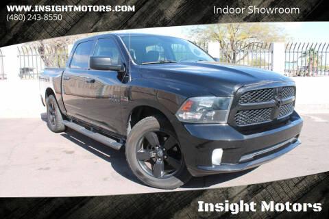 2017 RAM Ram Pickup 1500 for sale at Insight Motors in Tempe AZ