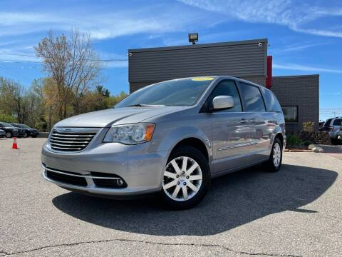 2014 Chrysler Town and Country for sale at George's Used Cars - Telegraph in Brownstown MI