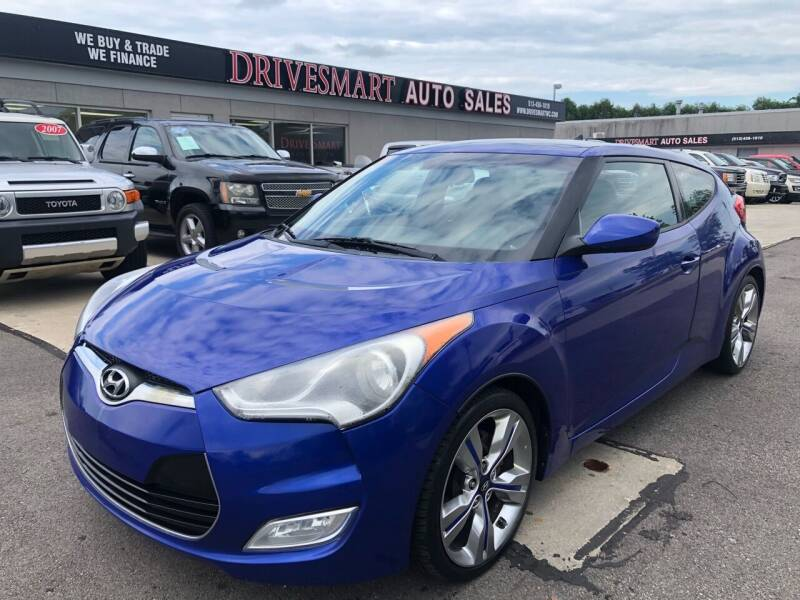 2012 Hyundai Veloster for sale at DriveSmart Auto Sales in West Chester OH