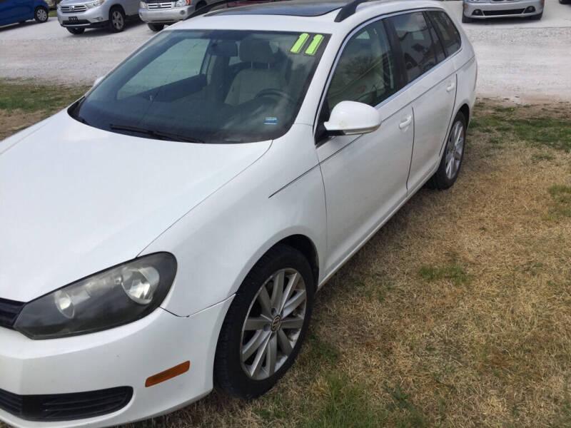 2011 Volkswagen Jetta for sale at R.E.D. Auto Sales LLC in Joplin MO
