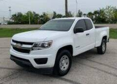 2016 Chevrolet Colorado for sale at FLORIDA USED CARS INC in Fort Myers FL