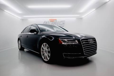 2015 Audi A8 L for sale at Alta Auto Group in Concord NC