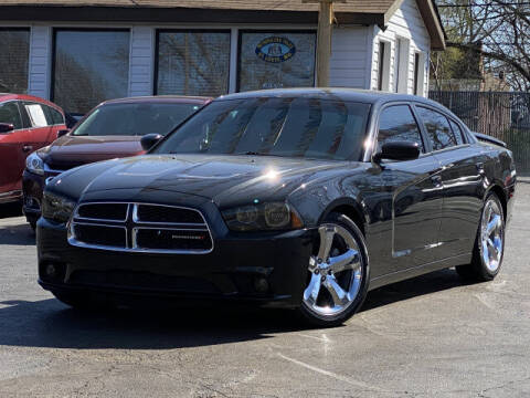 2013 Dodge Charger for sale at Kugman Motors in Saint Louis MO