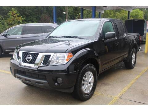 2019 Nissan Frontier for sale at Inline Auto Sales in Fuquay Varina NC