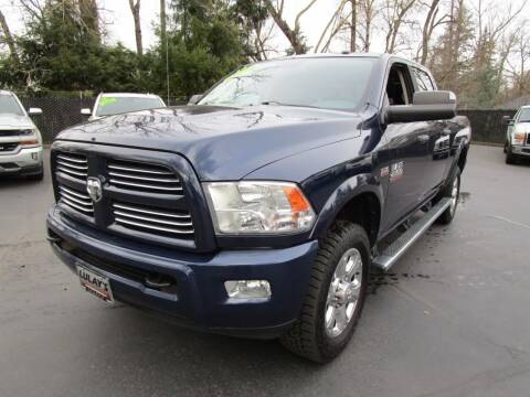 2014 RAM Ram Pickup 2500 for sale at LULAY'S CAR CONNECTION in Salem OR