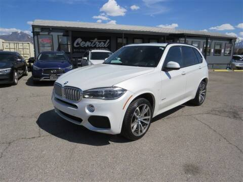 2014 BMW X5 for sale at Central Auto in South Salt Lake UT