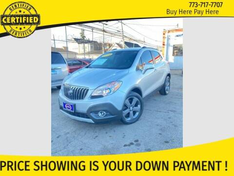 2014 Buick Encore for sale at AutoBank in Chicago IL
