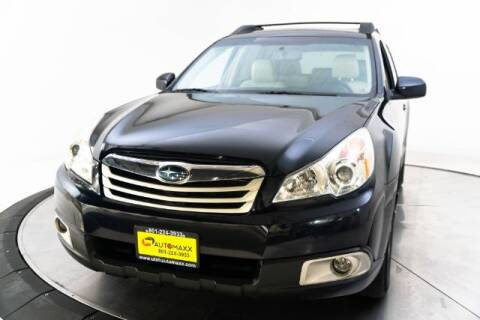 2012 Subaru Outback for sale at AUTOMAXX MAIN in Orem UT