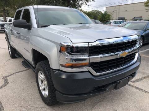 2017 Chevrolet Silverado 1500 for sale at PRESTIGE AUTOPLEX LLC in Austin TX
