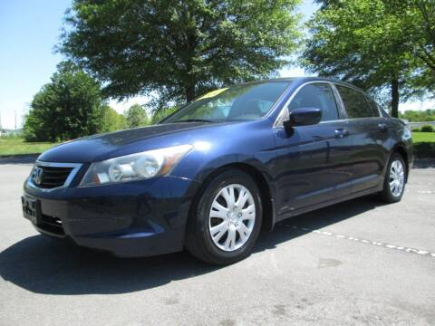 2009 Honda Accord for sale at Unique Auto Brokers in Kingsport TN