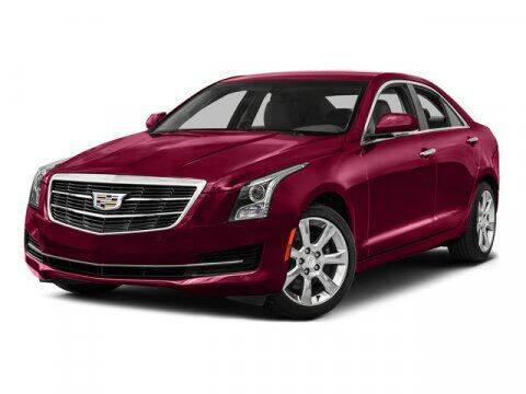 2016 Cadillac ATS for sale at Suburban Chevrolet in Claremore OK