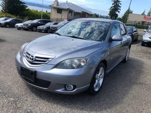 2004 Mazda MAZDA3 for sale at KARMA AUTO SALES in Federal Way WA