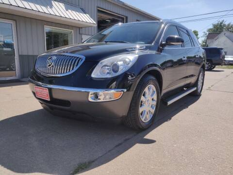 2012 Buick Enclave for sale at Habhab's Auto Sports & Imports in Cedar Rapids IA