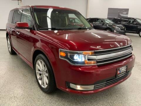 2017 Ford Flex for sale at Dixie Motors in Fairfield OH