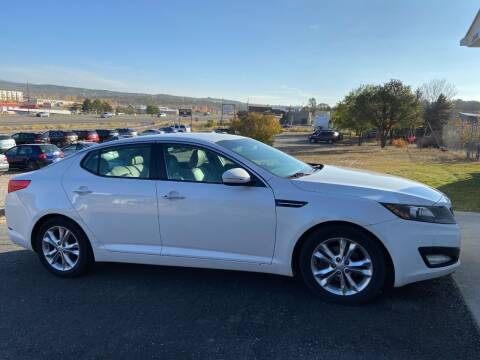 2012 Kia Optima for sale at Skyway Auto INC in Durango CO