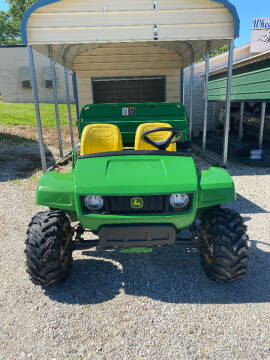 2009 John Deere TX 4X2 Gas Gator for sale at J2 WHEELS UNLIMITED in Griggsville IL